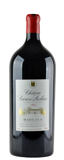 1996 Prieure-Lichine Bordeaux Blend