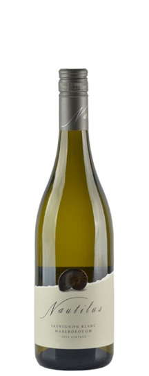 2009 Nautilus Sauvignon Blanc