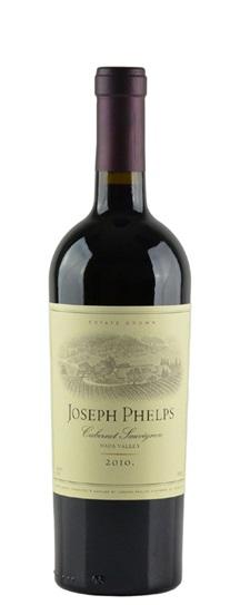 2010 Phelps, Joseph Napa Cabernet Sauvignon