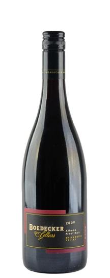 2009 Boedecker Pinot Athena