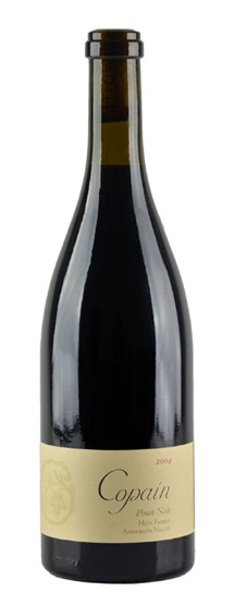 2004 Copain Wines Pinot Noir Hein