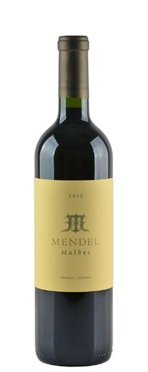 2010 Mendel Malbec