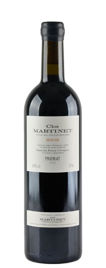 2008 Clos Martinet Martinet