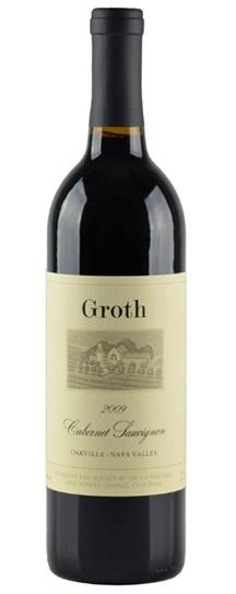 2003 Groth Cabernet Sauvignon