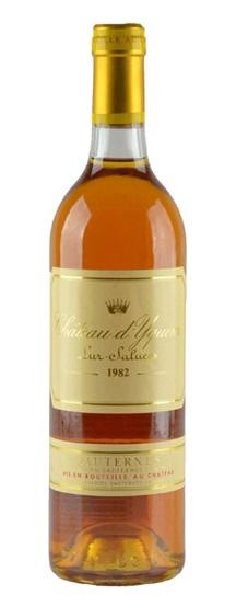 1981 Chateau d'Yquem Sauternes Blend