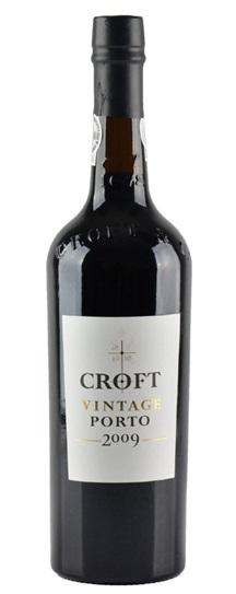 2009 Croft Vintage Port