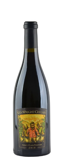 2012 Ken Wright Cellars Pinot Noir Abbott Claim