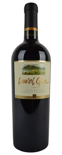 2003 Laurel Glen Cabernet Sauvignon Sonoma Mountain