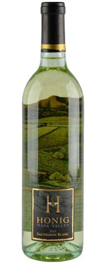 2012 Honig Sauvignon Blanc