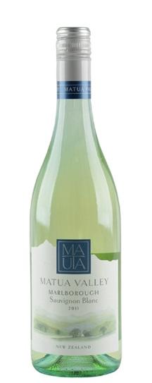 2009 Matua Sauvignon Blanc
