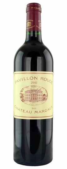 2011 Margaux, Pavillon Rouge du Chateau Bordeaux Blend