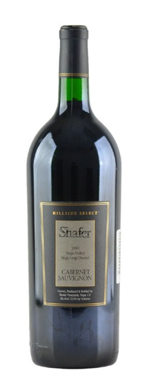1993 Shafer Vineyards Cabernet Sauvignon Hillside Select