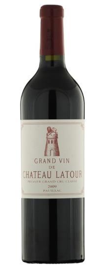 2010 Latour, Chateau Bordeaux Blend