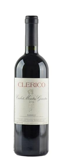 1996 Clerico, Domenico Barolo Ciabot Mentin Ginestra