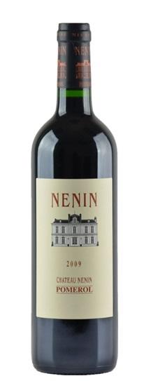 2000 Nenin Bordeaux Blend