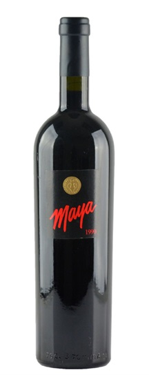1990 Dalla Valle Maya Proprietary Red Wine