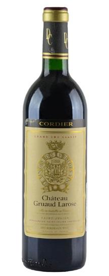 1982 Gruaud Larose Bordeaux Blend