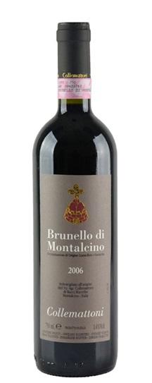 2004 Collemattoni Brunello di Montalcino