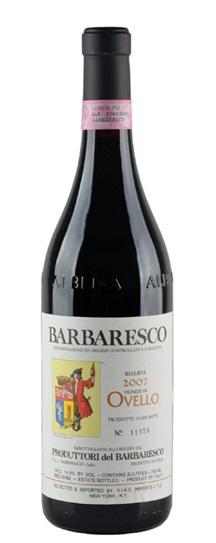 2007 Produttori del Barbaresco Barbaresco Ovello Riserva