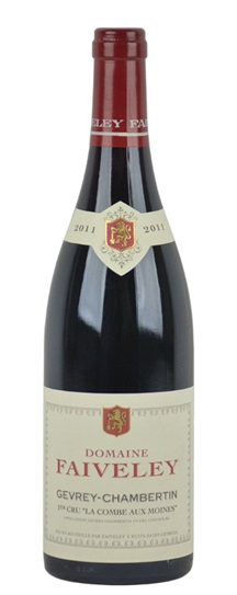 2011 Faiveley Gevrey Chambertin Combe Aux Moines Premier Cru