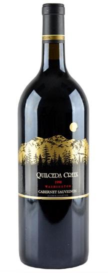 1998 Quilceda Creek Cabernet Sauvignon