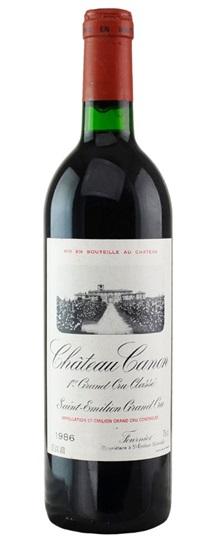 1986 Canon Bordeaux Blend