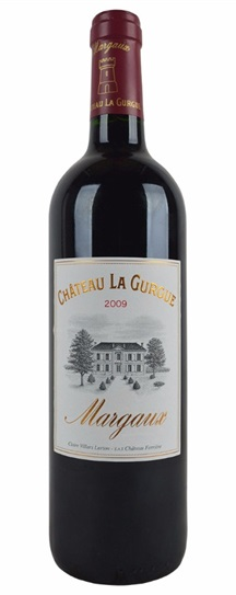 2009 La Gurgue Bordeaux Blend