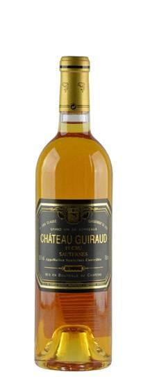2001 Guiraud Sauternes Blend