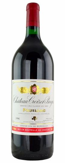 1996 Croizet Bages Bordeaux Blend