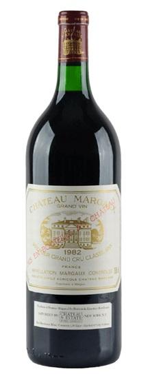 1982 Margaux, Chateau Bordeaux Blend