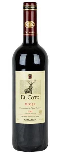 2003 El Coto de Rioja Rioja Crianza