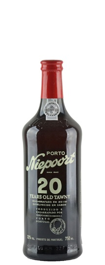 Niepoort Tawny Port 20 Year Old Non Vintage