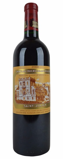 2000 Ducru Beaucaillou Bordeaux Blend