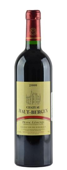 2000 Haut Bergey Bordeaux Blend