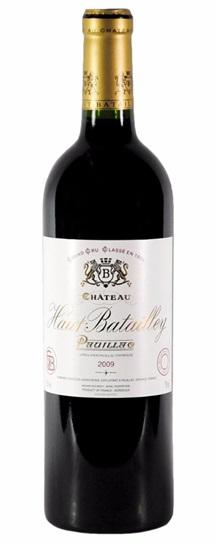 2010 Haut Batailley Bordeaux Blend