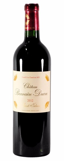2012 Branaire-Ducru Bordeaux Blend