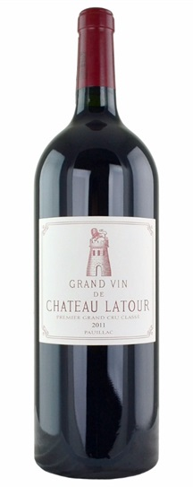 2011 Chateau Latour Bordeaux Blend