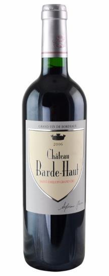2006 Barde-Haut Bordeaux Blend