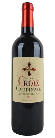 2011 Croix Cardinale Bordeaux Blend