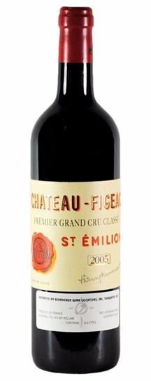 2005 Figeac Bordeaux Blend