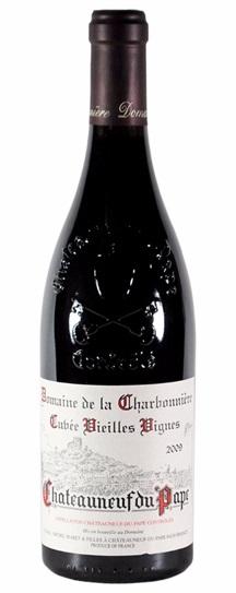 2010 Domaine de la Charbonniere Chateauneuf du Pape Cuvee Vieilles Vignes