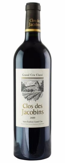 2010 Clos des Jacobins Bordeaux Blend