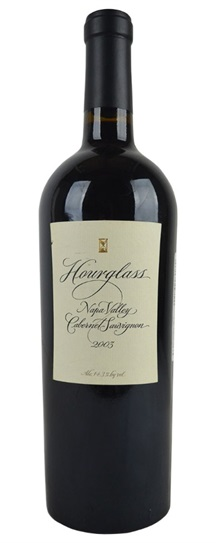 2004 Hourglass Cabernet Sauvignon
