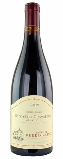 2008 Domaine Perrot-Minot Mazoyeres Chambertin Grand Cru Vieilles Vignes