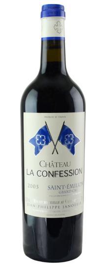 2005 La Confession Bordeaux Blend