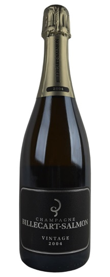 2004 Billecart-Salmon Champagne Blend