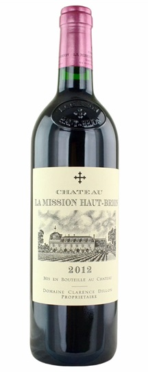 2012 La Mission Haut Brion Bordeaux Blend