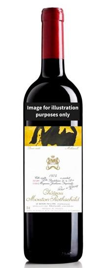 1975 Mouton-Rothschild Bordeaux Blend