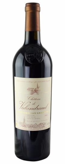 2000 Valandraud Bordeaux Blend