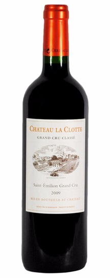 2009 La Clotte Bordeaux Blend